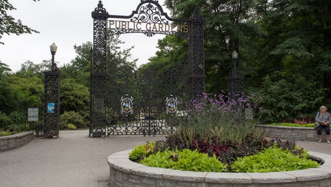Public gardens are great way to gain inspiration for your own garden.