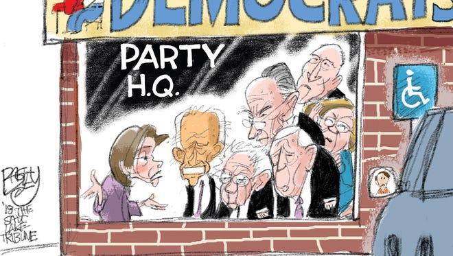 Aging Democrats