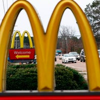 Contamination problem: McDonald's tainted salads have now sickened 163 people in 10 states