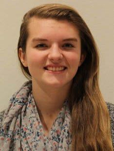 Groton High School valedictorian Hope Twitchell.
