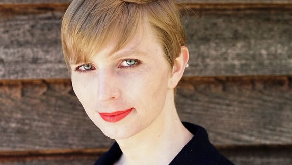 Image result for chelsea manning today