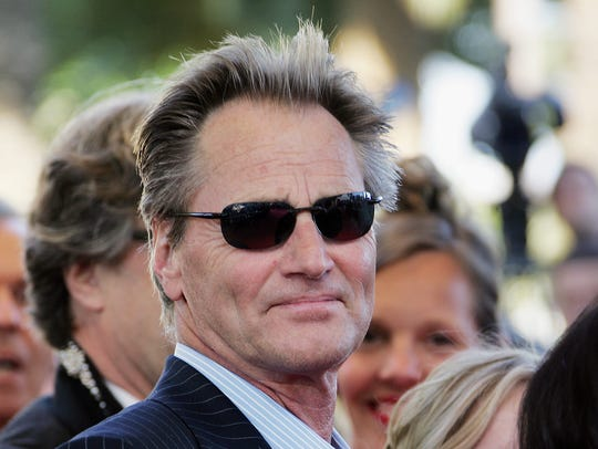 This file photo taken on May 19, 2005 shows Sam Shepard