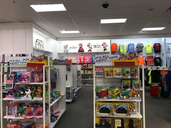 toys: Kohl's adding LEGO, FAO Schwarz