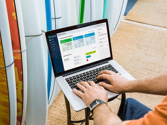 Business owners use Quicken and Quickbooks for complex