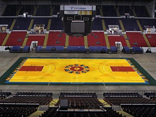 Milwaukee Bucks Court