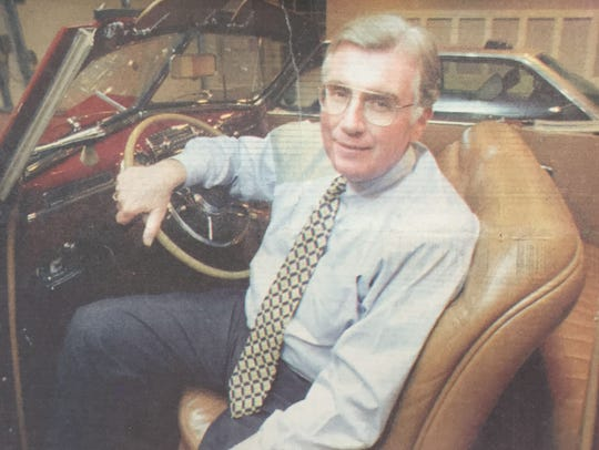 MBNA Corp. founder Charles M. Cawley loved collecting