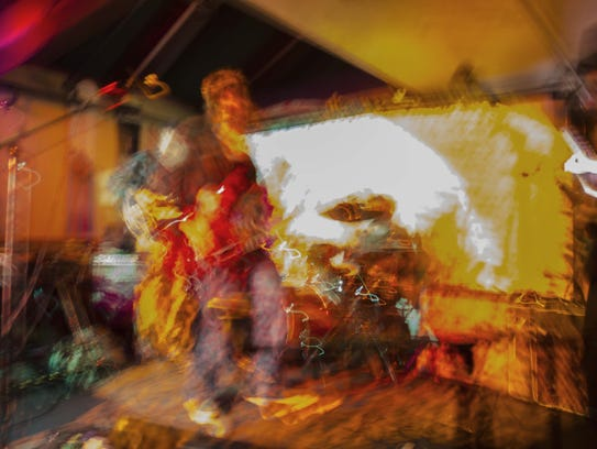 The Shady Trees perform at The Matterhorn on the Mountain