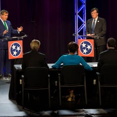 Governor's race: Democrats agree to agree in last televised debate before primary