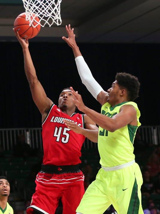 NCAA Basketball: Battle 4 Atlantis Championship-Baylor vs Louisville