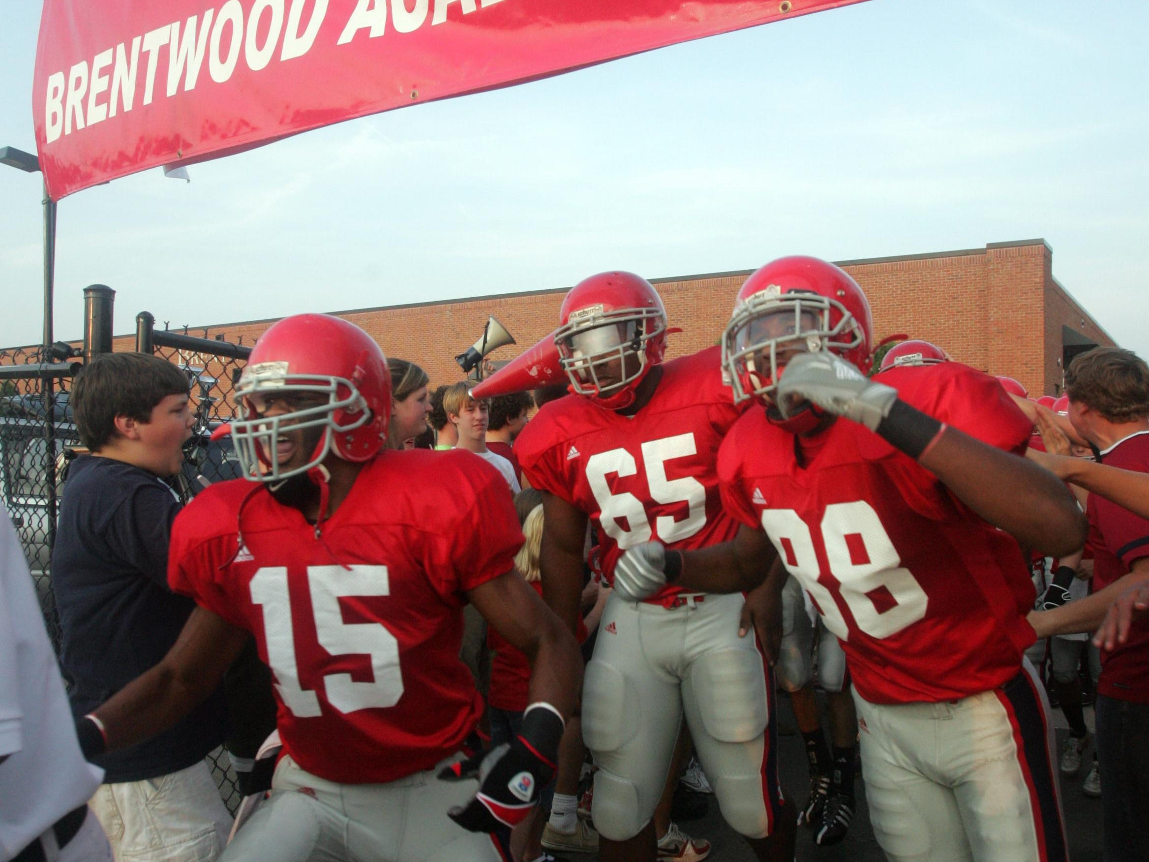 Brentwood Academy athletics director and football coach Cody White isn't a fan of a complete split between public and private schools in Tennessee.