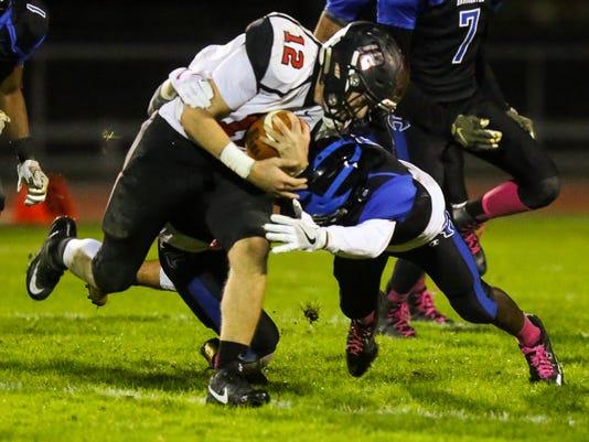 Varsity Football: Kingsway vs Hammonton