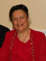 A recent photo of Rita Gross Nelson, who died Wednesday
