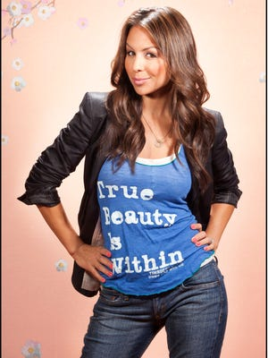 Comedian Anjelah Johnson will perform at the Saenger Theatre on Oct. 19.