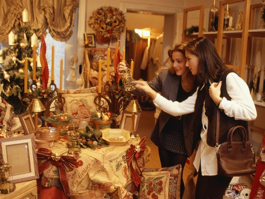 Christmas shopping brings a cash crunch to small businesses.