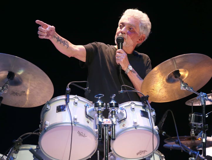 Steve Gadd and his band will be joined by Chick Corea