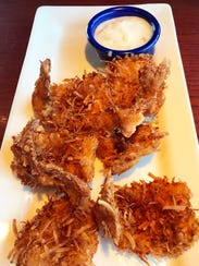 Coconut Shrimp Appetizer is one of the signature dishes