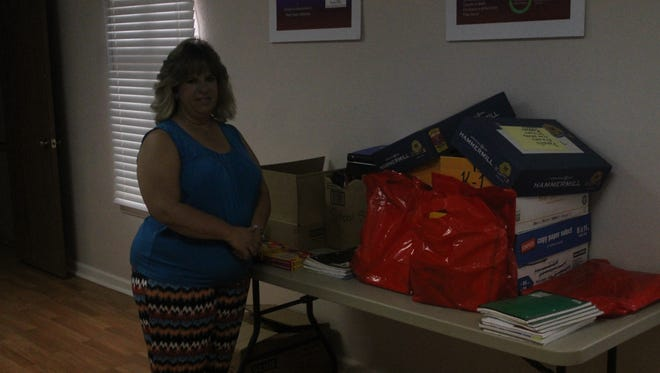 Susan Payne founded Love INC of Otero County seven years ago to give help and give back to the community.