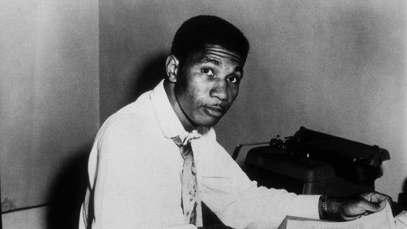 Mississippi NAACP leader Medgar Evers