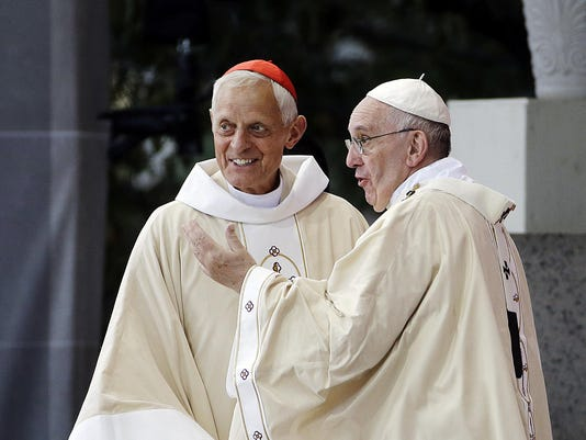 Pope Francis,Donald Wuerl