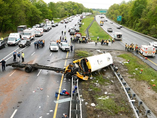 Driver In Fatal New Jersey School Bus Crash Had 14 License