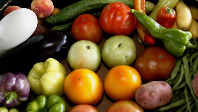 Share your favorites recipes for cooking fresh, local food by email recipes to Hope Young, hyoung@thenewsstar.com