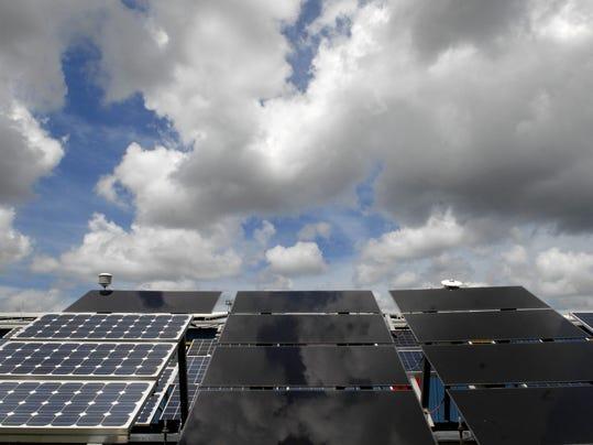 Solar Center UCF