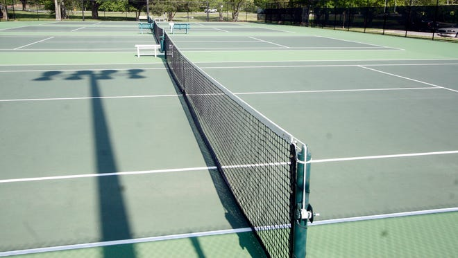 The 68th annual Murfreesboro City Tennis Tournament will start Saturday, Aug. 15 at Old Fort Park.