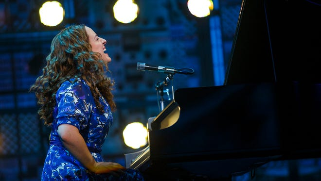 """""""Beautiful -- The Carole King Musical"""" is this season's holiday offering in the Broadway in Detroit series. Its Fisher Theatre run is Dec. 13-Jan. 8."""