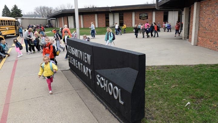 Talk about May 23 referendum builds in Sauk Rapids