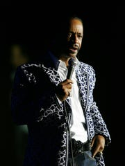 Comedian Katt Williams.