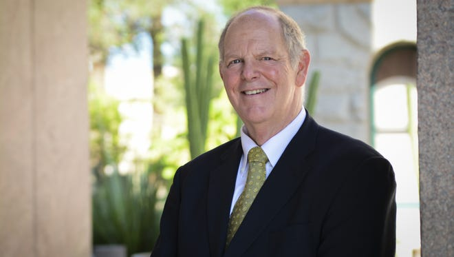Former state lawmaker Tom O'Halleran is running for Congress in the 1st Congressional District. O'Halleran is a Democrat who used to be an independent and, before that, a Republican.