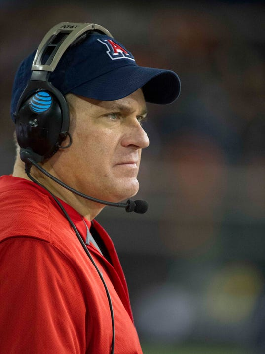 NCAA Football: Arizona at Oregon State
