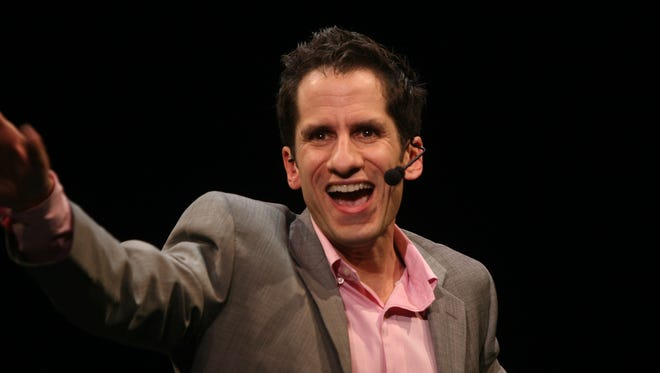 """Seth Rudetsky performs """"Seth's Big Fat Broadway"""" on Sunday, Oct. 25 at the Cactus Shadows Fine Arts Center in Scottsdale."""