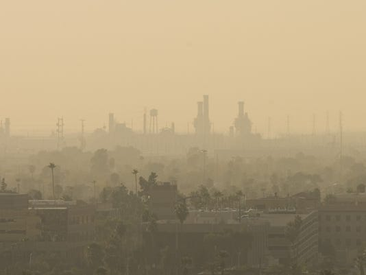 Arizona smog