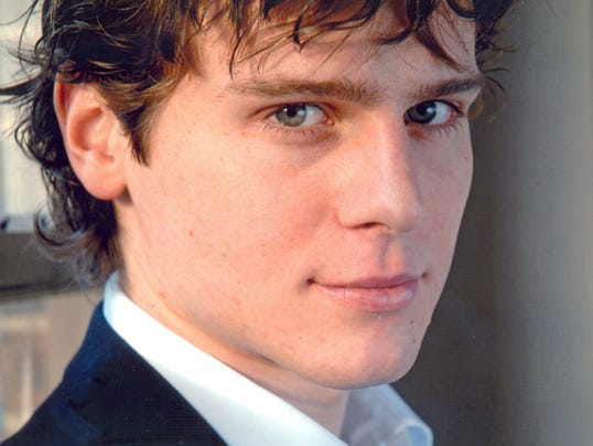 Jonathan Groff of Ronks guest stars in a spring episode of Fox's 'Glee.'