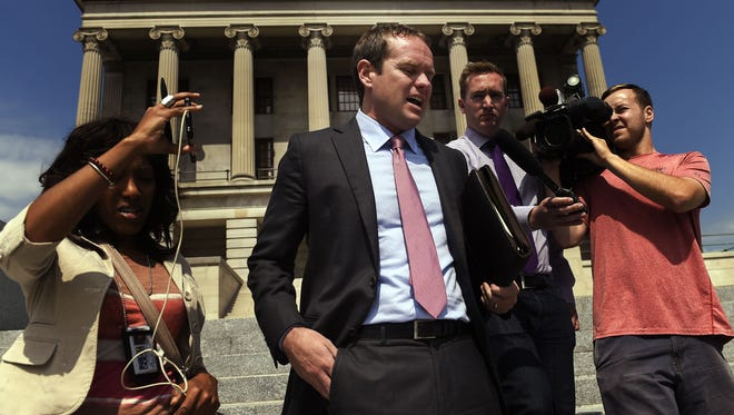 Sources have confirmed for the first time to The Tennessean that former state lawmaker Jeremy Durham may have used campaign funds for personal gain, possibly setting the stage for federal charges against him.