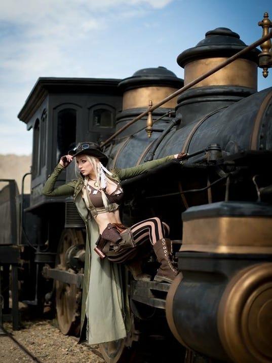 Steampunk Devotees Flock To Tucson For Wild Wild West Convention