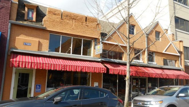 The former Provence Breads & Cafe building in Hillsboro Village