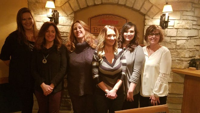 Bliss Salon Suites celebrated its five-year anniversary in February. Pictured are Bliss' stylists.