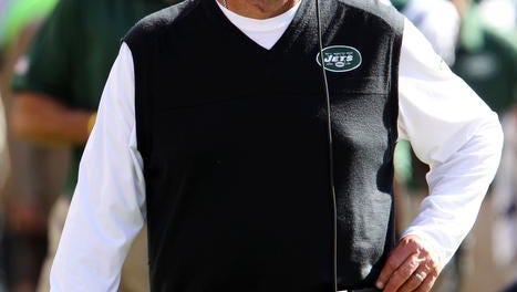 Rex Ryan's pride and joy, the Jets' defense, allowed the Detroit Lions to drive 90 yards for a momentum-turning touchdown during Sunday's 24-17 loss.