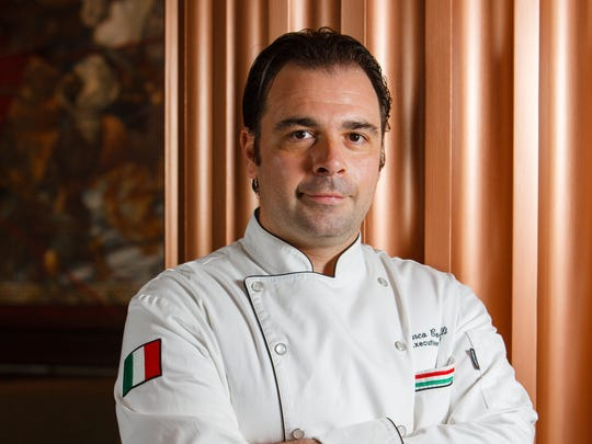 Marco Coricelli, chef and owner of Osteria Celli in south Fort Myers.