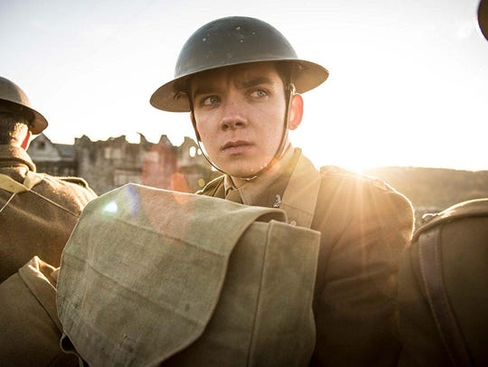 Asa Butterfield stars as a young British soldier in