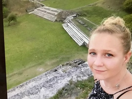 Reality Winner, 25, is accused of leaking classified