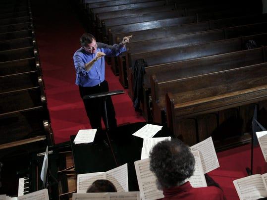 Stephen Lange Choral Ensemble