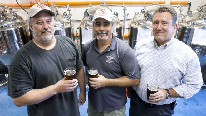 Bugnutty Brewery in Merritt Island is owned by a welcoming and funny trio of friends: Jon Sheldon, Shawn Lynch and Steve Shannon. Bugnutty is a place teeming with good vibes and offers a diverse selection of draft beer, certain to please any palate.