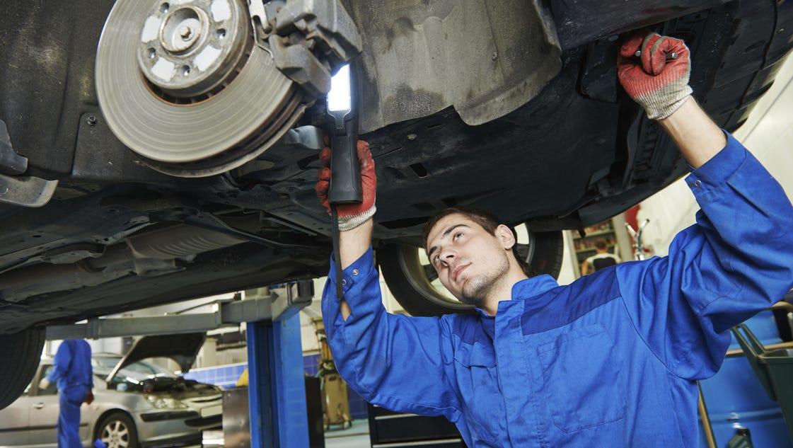 State College Car Repair Shops