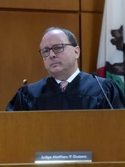 Ventura County Superior Court Judge Matthew Guasco. (STAR FILE PHOTO)