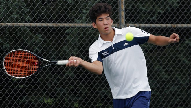 Haslett's Nathan Choi is one of the top returning players in the Lansing area.