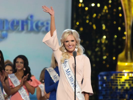 Miss America 2018 - First Night of Preliminary Competition