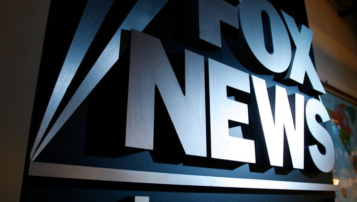 File photo taken in 2006 shows the Fox News logo in